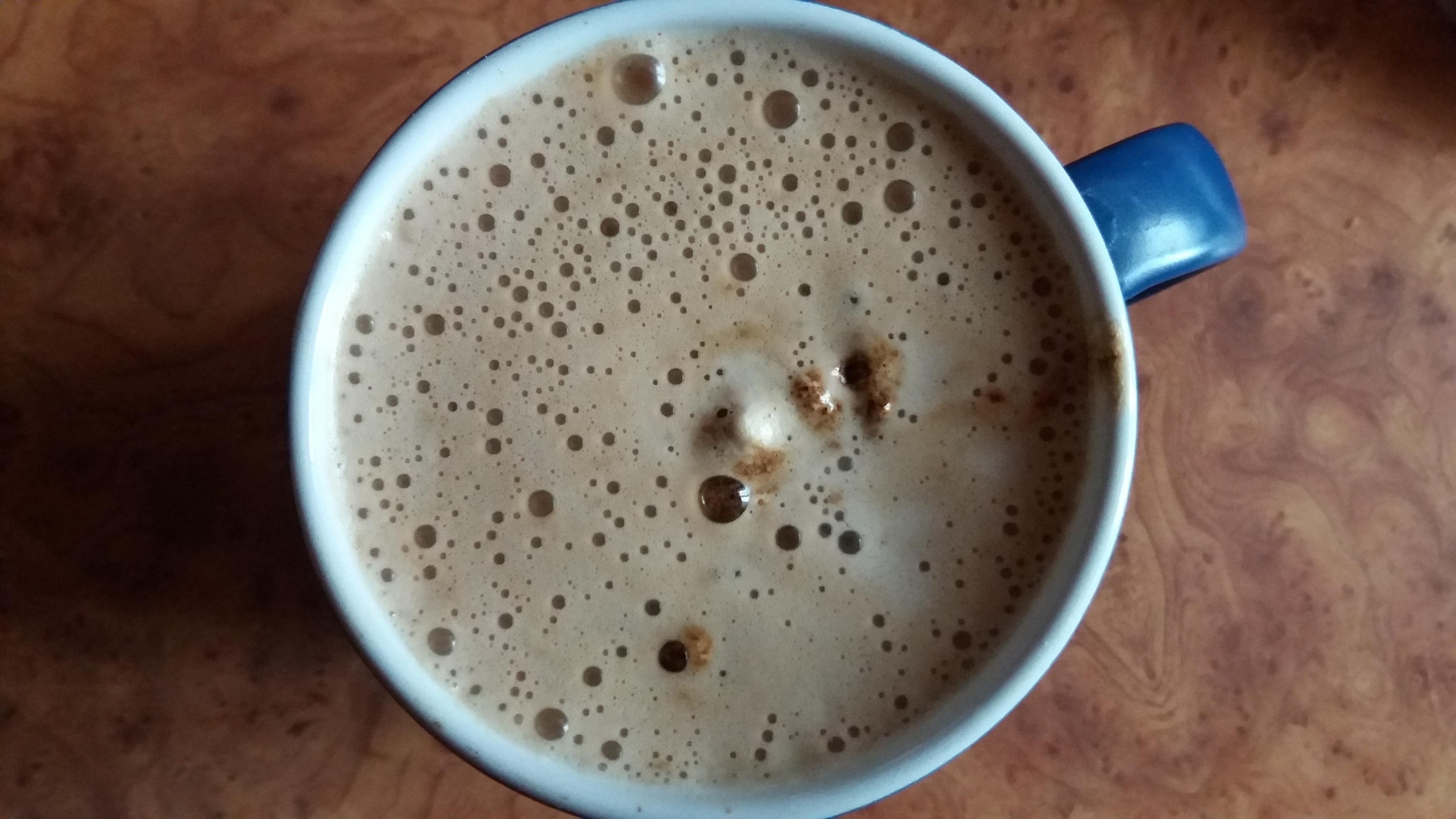 Energia z kawy?